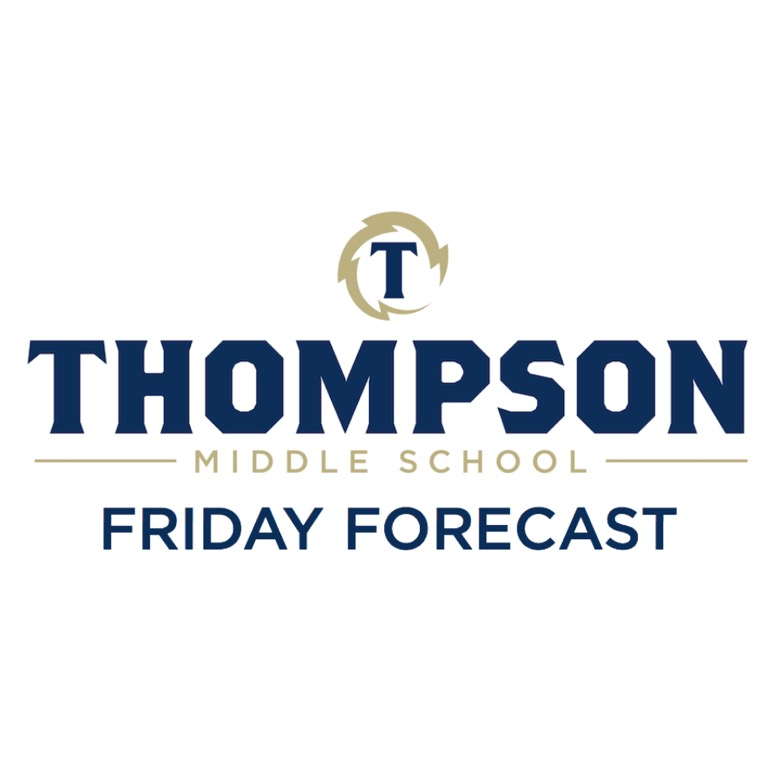 TMS Friday Forecast