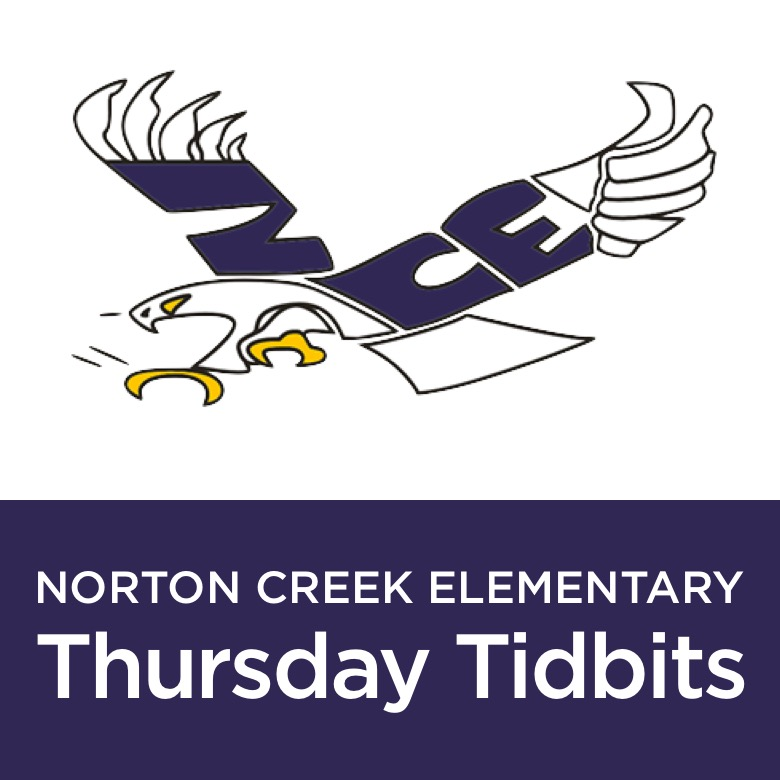 Norton Creek Thursday Tidbits